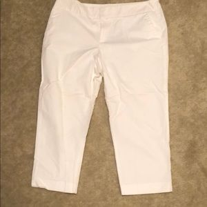 Daisy Fuentes Pants - Ankle cropped pants